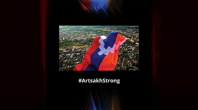Artsakh Strong