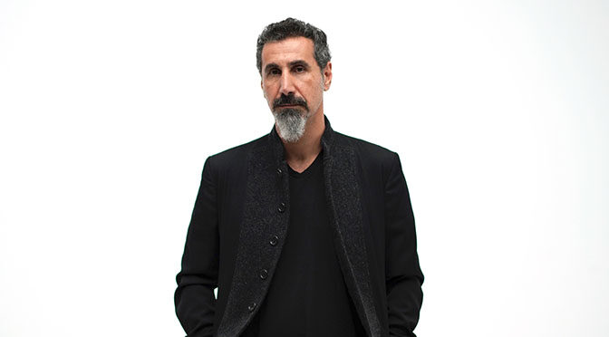 "Serj Tankian's Elasticity EP Arrives March 19; Watch ""Elasticity"" Video Now"
