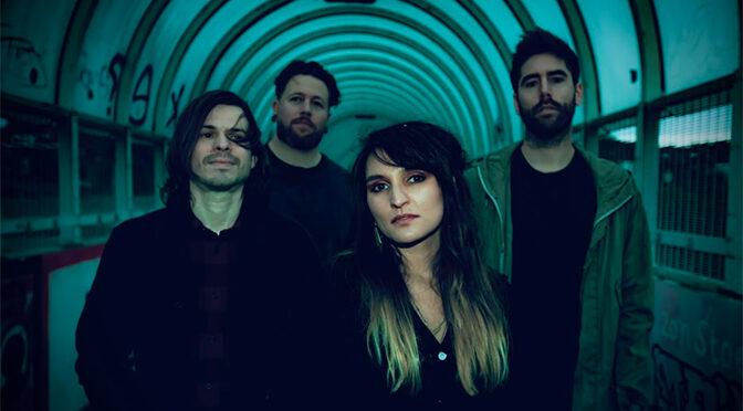 "Acclaimed Belgian Shoegaze Band SLOW CRUSH Share ""Aid & Abet"" Video"